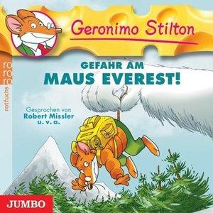 Geronimo Stilton 15. Gefahr am Maus-Everest!