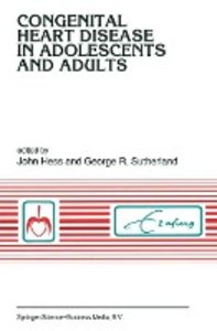 Congenital heart disease in adolescents and adults