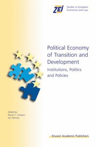 Political Economy of Transition and Development