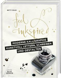 Moderne Kalligraphie - Kunstvoll lettern, schreiben und gestalte