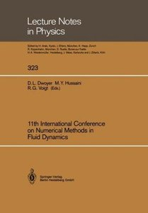 11th International Conference on Numerical Methods in Fluid Dyna