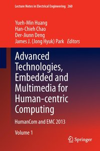 Advanced Technologies, Embedded and Multimedia for Human-centric