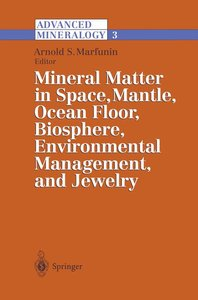 Advanced Mineralogy