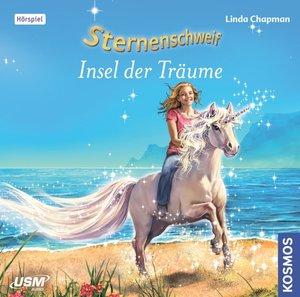 Sternenschweif (Folge 49): Insel der Träume, 1 Audio-CD