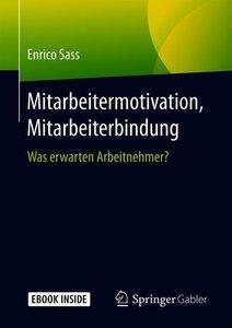 Mitarbeitermotivation, Mitarbeiterbindung, mit 1 Buch, mit 1 E-B