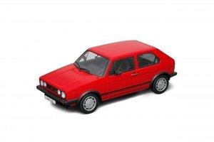 WELLY Volkswagen Golf I GTI var. (12 St. im DB)