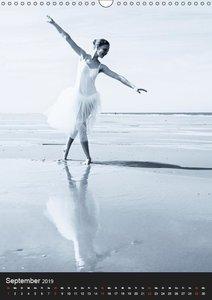 Ballerina I (Wandkalender 2019 DIN A3 hoch)