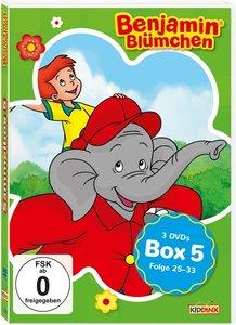 DVD-Sammelbox 5