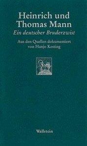 Heinrich und Thomas Mann