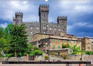 Burgen in Italien