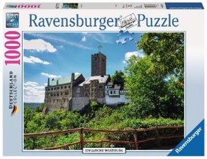Idyllische Wartburg (Puzzle)