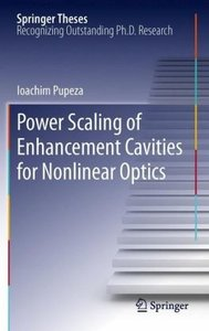 Power Scaling of Enhancement Cavities for Nonlinear Optics