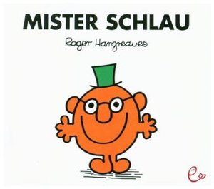 Mr. Men und Little Miss - Mister Schlau