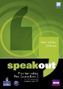 Speakout Pre-Intermediate Flexi Course Book 2