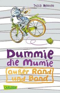 Dummie die Mumie 01: Dummie die Mumie außer Rand und Band