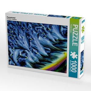 Paracetamol 1000 Teile Puzzle quer