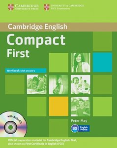 Compact First/Workb. with answers with Audio-CD