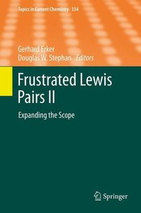 Frustrated Lewis Pairs II