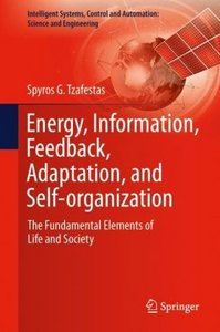 Energy, Information, Feedback, Adaptation, and Self-organization