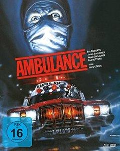 Ambulance (Mediabook, 1 Blu-ray und 2 DVDs)