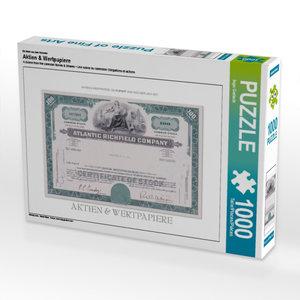 Ein Motiv aus dem Kalender Aktien & Wertpapiere 1000 Teile Puzzl