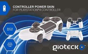 GIOTECK Controller Power Skin/Hartschalen-Schutz für PlayStation