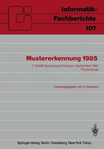 Mustererkennung 1985