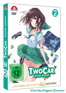 Two Car. Tl.2, 1 DVD (Limited Collector\'s Edition)