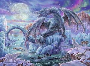 Mystische Drachen Puzzle 500 Teile