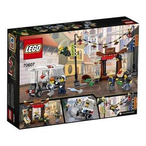 LEGO® NINJAGO 70607 - Verfolgungsjagd in NINJAGO City