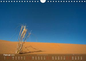 Sahara - Land der unendlichen Weite (Wandkalender 2019 DIN A4 qu