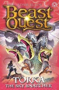 Beast Quest: Torka the Sky Snatcher: Series 23 Book 3