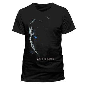 White Walker (T-Shirt,Schwarz,Größe L)