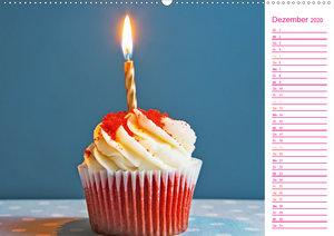 Cupcakes: Leckerbissen (Wandkalender 2020 DIN A2 quer)
