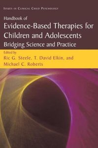 Handbook of Evidence-Based Therapies for Children and Adolescent