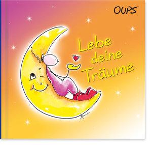 Oups Buch - Lebe deine Träume