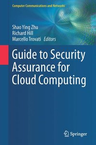 Guide to Security Assurance for Cloud Computing