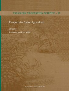 Prospects for Saline Agriculture