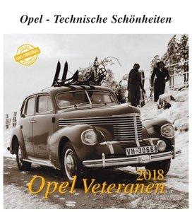 Opel Veteranen 2018