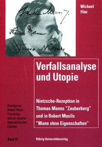 Verfallsanalyse und Utopie