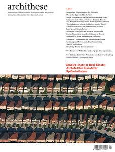 Empire State of Real Estate - Architektur lukrativer Spekulation