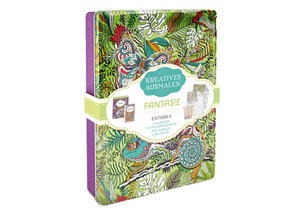 Kreatives Ausmalen Box - Fantasie