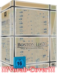 Boston Legal Staffel 1 - 5