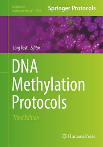 DNA Methylation Protocols