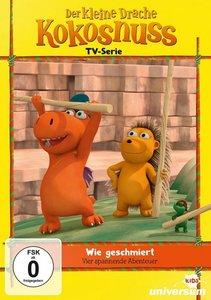 Der kleine Drache Kokosnuss TV Serie. Tl.12, 1 DVD