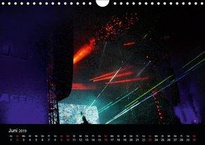 Veranstaltungsmomente (Wandkalender 2019 DIN A4 quer)