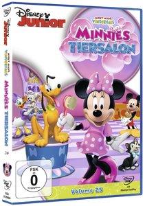 Micky Maus Wunderhaus - Minnies Tiersalon