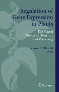 Regulation of Gene Expression in Plants