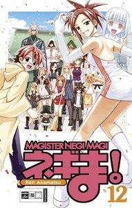 Negima! Magister Negi Magi 12