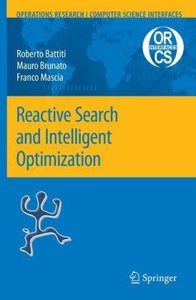Reactive Search and Intelligent Optimization
